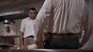 Giant (1956) - Fight Scene