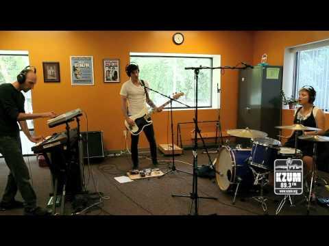"Lakookala-""Shellfish""-Live on KZUM"