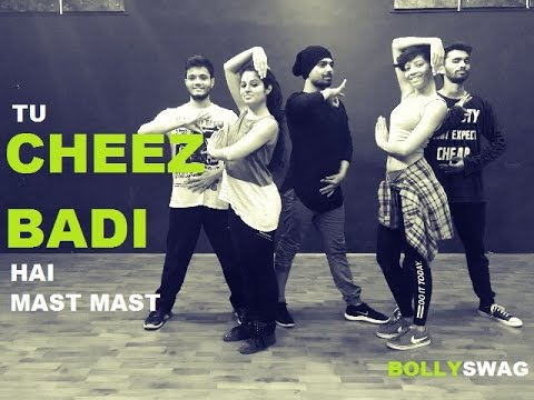 Cheez Badi 👌👌 | Machine | DancePeople | Bollyswag | KiranJ