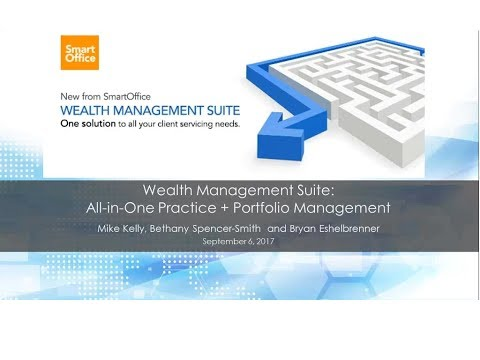 SmartOffice and Wealth Management Suite 9 6 2017