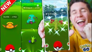 THIS IS NOT AN APRIL FOOLS JOKE (Pokémon GO)