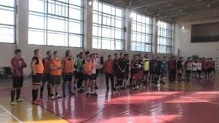 V  Турнир по мини-футболу памяти Артёма Аманжулова