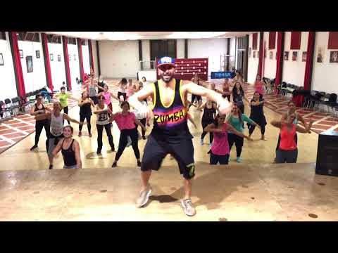 Ricardo Rodrigues - Zumba fitness - Como yo le doy - Don Miguelo (juan Alcaraz Remix) - Choreo