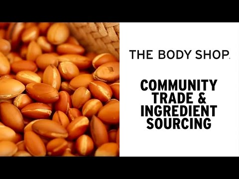 Sourcing our Community Trade Wild Argan - The Body Shop