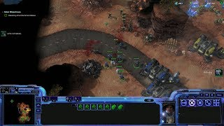StarCraft 2 Co-op Campaign: Wings of Liberty Mission 2 - The Outlaws