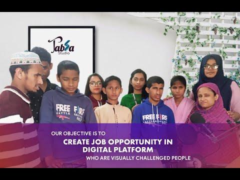 Blind Employment In Society   Tabsa Studio   Advertising Agency