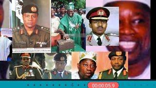 WE MISTAKENLY ELECTED DICTATOR GENERAL MUHAMMEDU MUMU BUHARI WHO HELP DESTROY NIGERIA  IN 1985 BEFOR