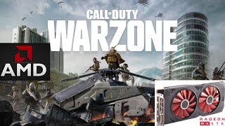 Call of Duty Warzone (Rx 570 4gb, Ryzen 5 2600, 16gb Ram)