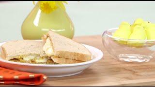 Fluffernutter Sandwich Recipe With Leftover Peeps! | Easter Recipe