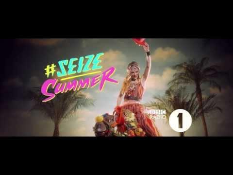 #SEIZESUMMER with Radio 1