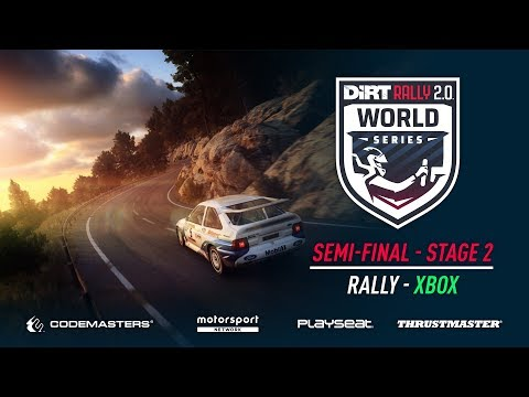 Semi-Final Stage 2 - Rally - Xbox - DiRT Rally 2.0 World Series