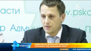 Стала известна предполагаемая причина ареста замдиректора Эрмитажа Новикова