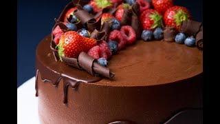 Готовим шоколадный торт Шерри