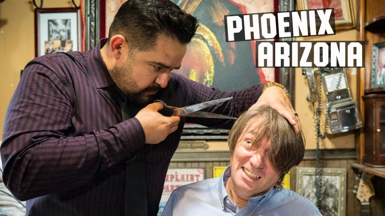 💈 Back With America's Most Polite Barber For A Haircut & Face Massage | Matt's Barber Parlor