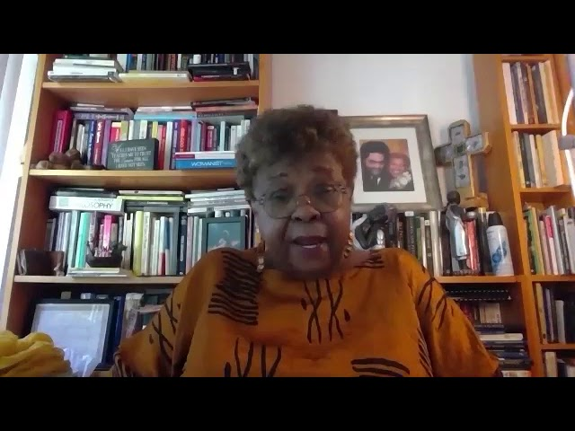 Dr. Barbara Holmes on COVID-19