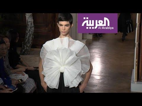 مصصم دار فانتينو للأزياء يقدم مجموعته النسائية لخريف وشتاء 2  - 10:53-2019 / 7 / 4