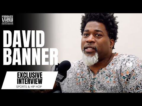 David Banner tells Legendary Story of Pimp C & Writing Pimp C in Jail