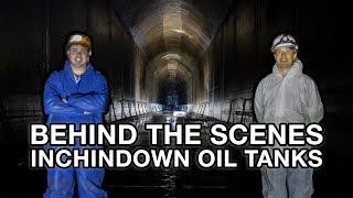 Inchindown Oil Tanks: Behind The Scenes