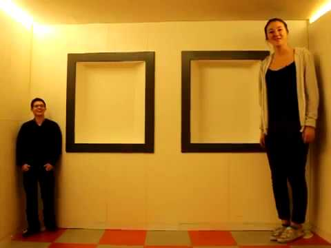 Tales From The Prep Room The Ames Room Doovi