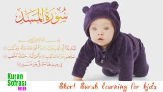 Download lagu Short Surah Learn Quran For Kids Very Nice Amazing MP3