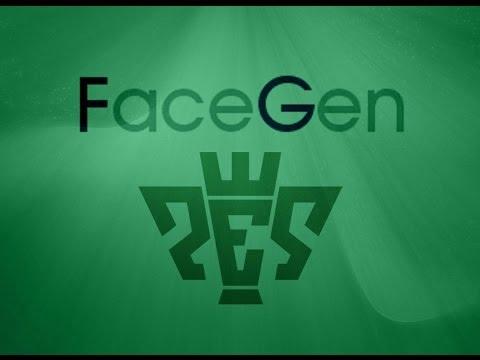 FaceGen To PES 2014 V.2.0 By TwistedLogic