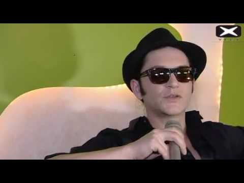 Placebo - Interview with Brian Molko at Provinssirock 2009