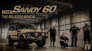 The Sandy 60 | The big build reveal (60 Series build)