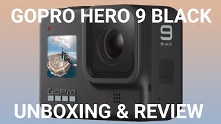 GoPro Hero 9 Black Review Unboxing   Is it worth the change?