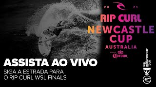 ASSITA AO VIVO EM PORTUGUÊS Masculino - Quartas de Final The Rip Curl Newcastle Cup