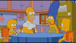 The Simpsons -Food and Drink!