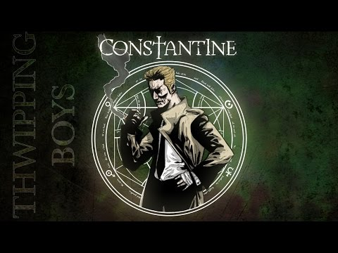 Constantine Episodes 1 & 2 (and a couple of extra bits) - Discussion