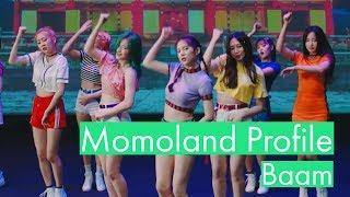 "Momoland Profile | ""Baam"""