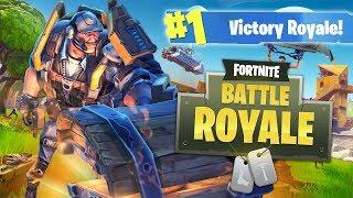 Fortnite Battle Royale - BEST LOOT SPOTS EVER!! (Fortnite Battle Royale Multiplayer Gameplay)