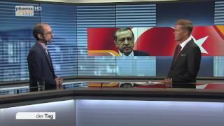 Türkei-Referendum: Expertengespräch mit Eren Güvercin am 18.04.17