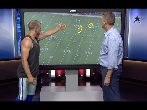 Tale of the Tape: Cole Beasley | Dallas Cowboys 2018
