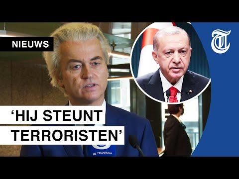 Geert Wilders snoeihard: 'Erdogan is een tiran'