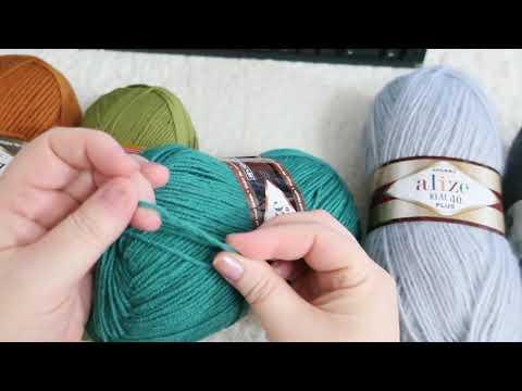 Пряжа для вязания шапки спицами