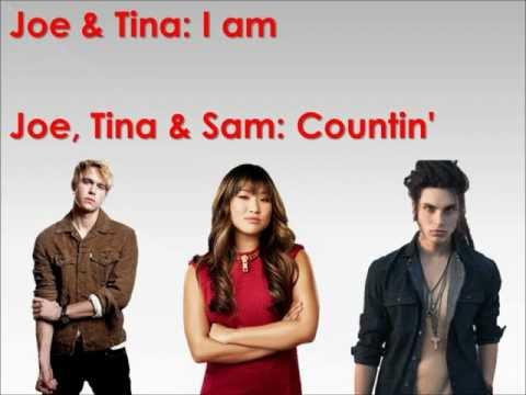 3 Glee Lyrics