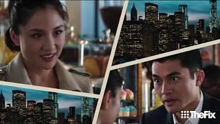 Crazy Rich Asians Interview