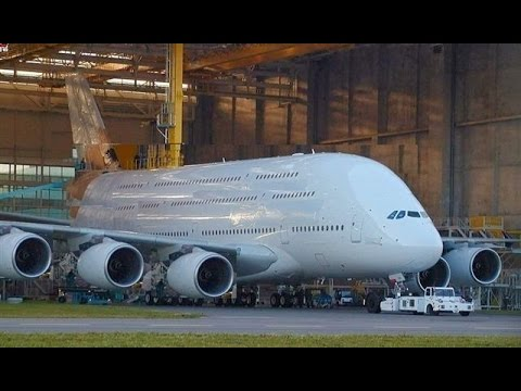 Best Airbus In The World : Best Documentary 2017