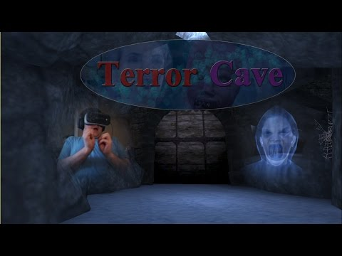 Haunted Water Ride  Terror Cave VR