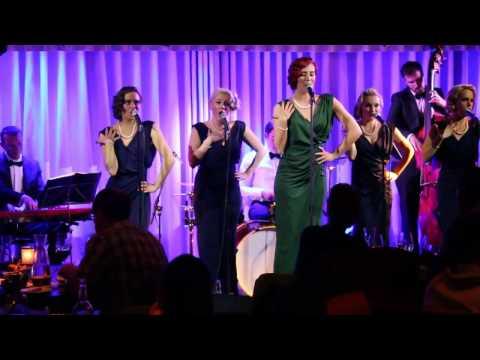 Live at Quaglinos - Swingin' Together // Elle & The Pocket Belles