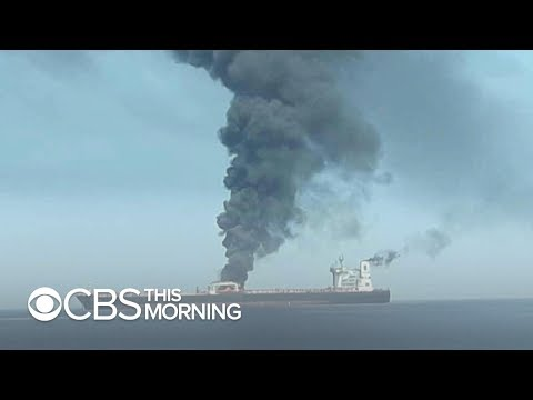 """""""Highly likely"""" Iran is behind apparent oil tanker attacks, U.S. defense official says"""