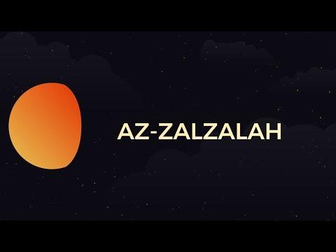 Surah Az-Zalzalah - Day 24 - Ramadan with the Quran