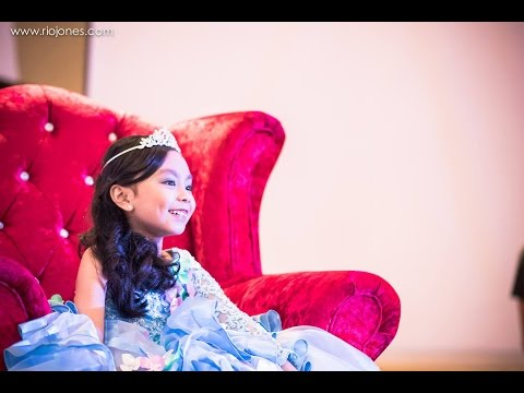 Ayesha's Cinderella 7th Birthday at Hotel Jen