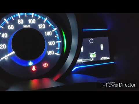 Расход топлива Honda fit hybrid gp5, небольшое сравнение с Nissan leaf