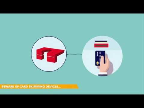 Safe Banking by Emirates NBD | ATM Security Tips