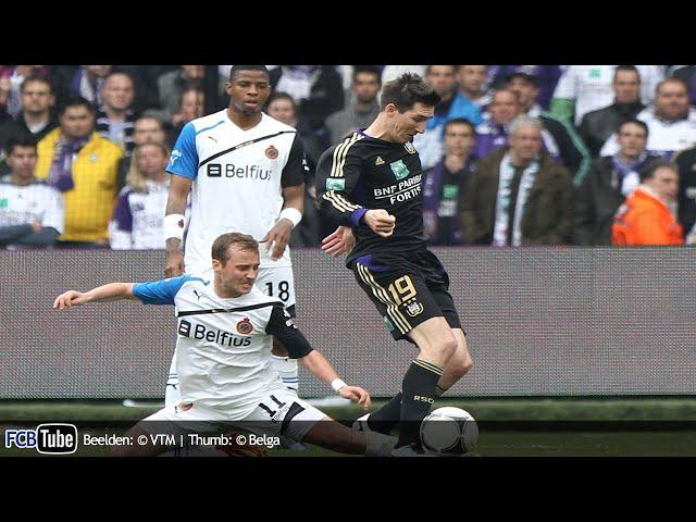 2011-2012 - Jupiler Pro League - PlayOff 1 - 08. RSC Anderlecht - Club Brugge 1-1