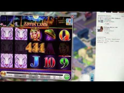 Video Myvegas slots - free casino on facebook