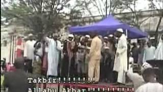Sheikh Shariff in Goma day3 subtitled